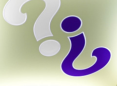 Questions? by Valerie Everett on Flickr