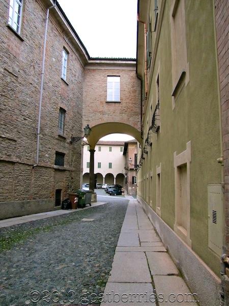 Via Capra, Acqui Terme, Italy